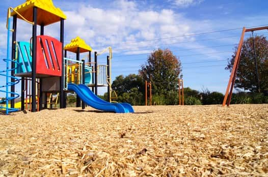 playground mulch delivered to your playground