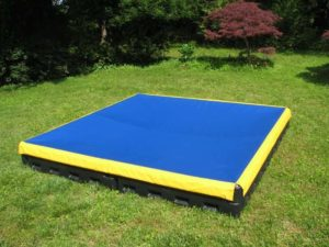 sandbox cover for your daycare or school