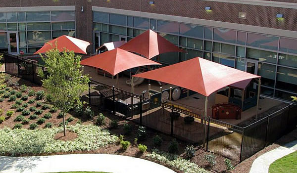 5 Great Places for a Shade Structure