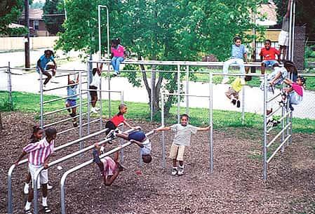 Hercules 3 Climber Playground Equipment Usa