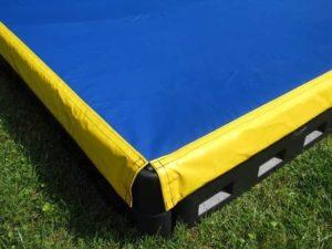 Plastic Border Sandbox