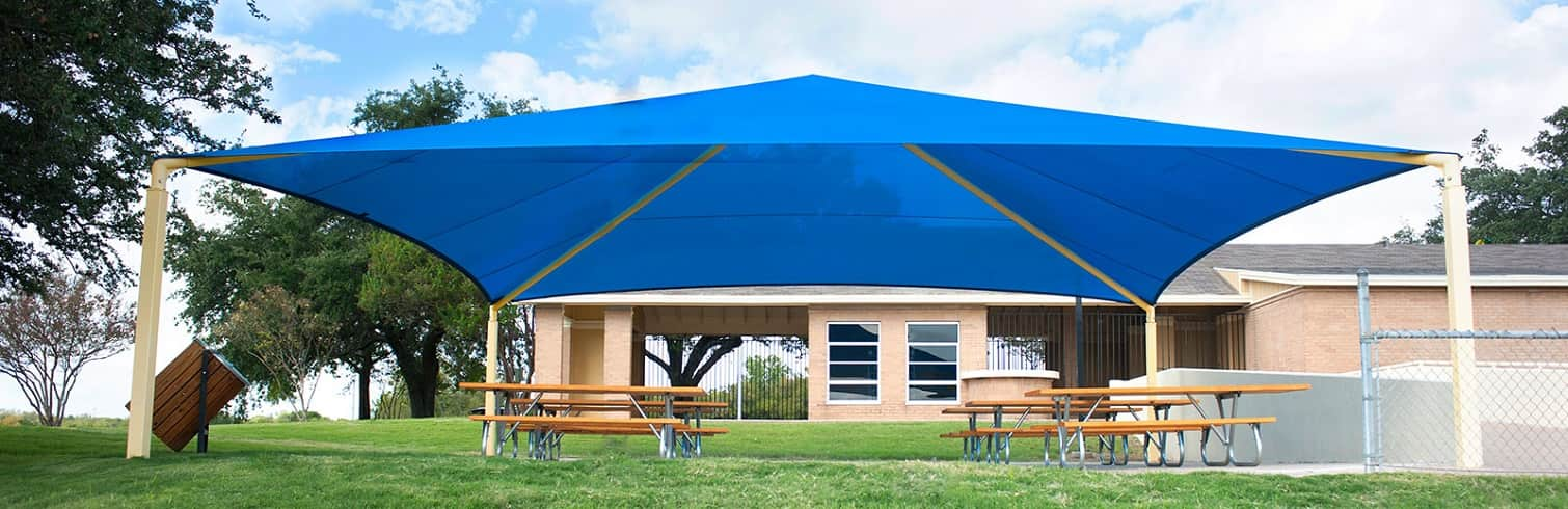 We specialize in Shade Structures